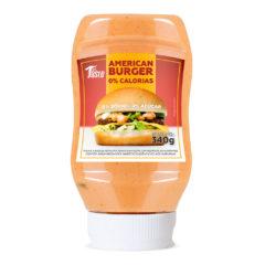 Mrs Taste - American Burger