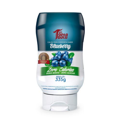 Mrs Taste - Calda de Blueberry
