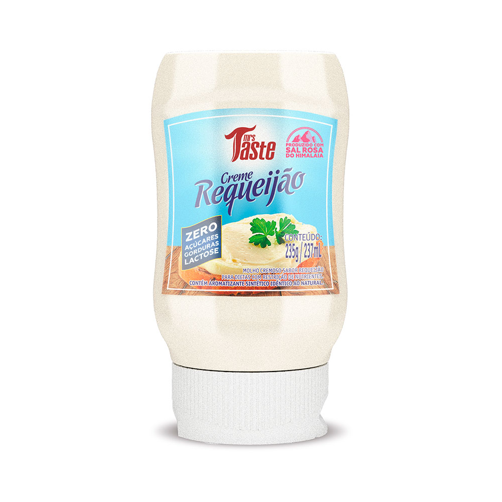 Mrs Taste - Creme Requeijão