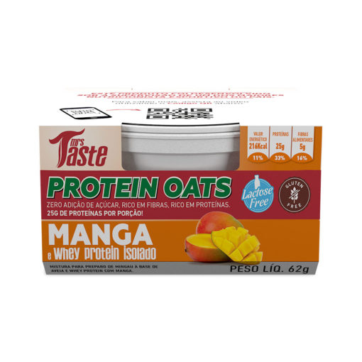 Protein Oats Manga - Mrs Taste