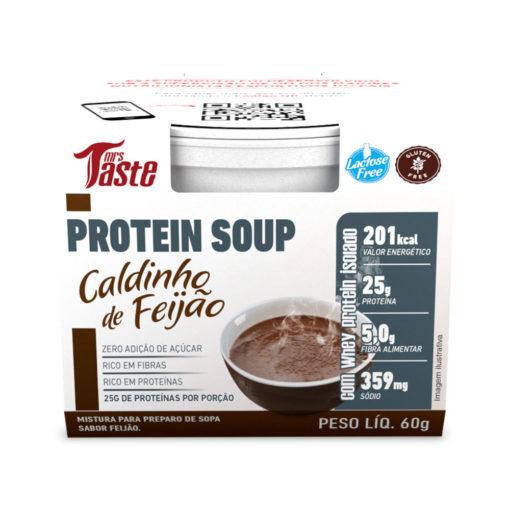 Protein Soup Caldinho de Feijão - Mrs Taste