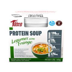 Protein Soup Legumes com Frango - Mrs Taste