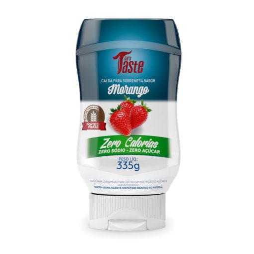 Mrs Taste - Calda de Morango