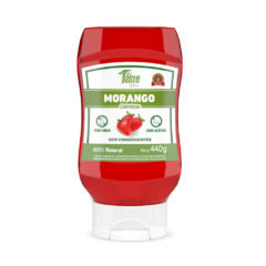 Mrs Taste Green - Cobertura de Morango